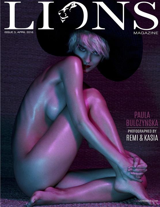 Lions Magazine